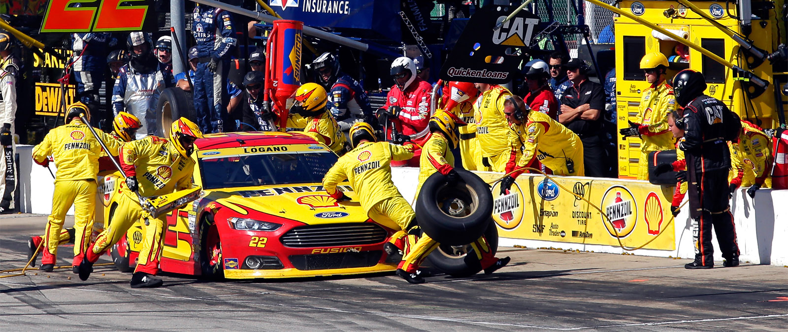 Chicagoland Speedway 2014 Chase Race