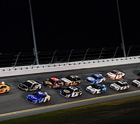Bluegreen Vacations Duel 1 At Daytona