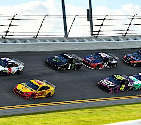 Busch Clash at Daytona