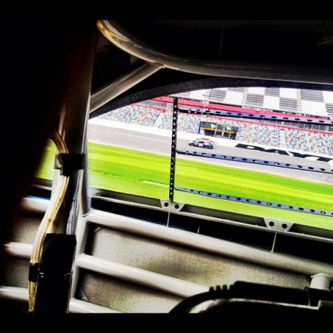 Daytona 500 Testing