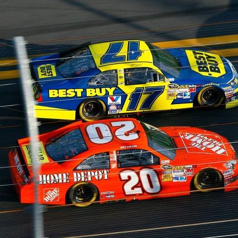 Daytona Gatorade Duel