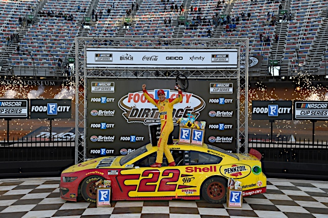 Food City Dirt Race at Bristol