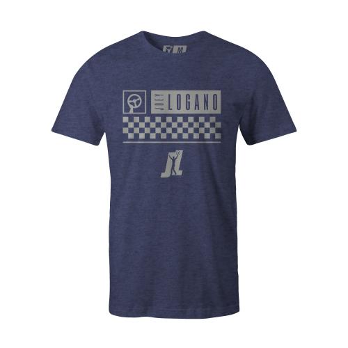 Logano-Heathered-Navy-JL-Checkered