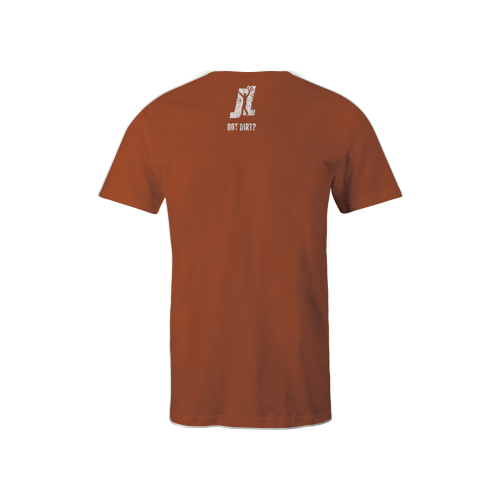 JL-Dirt-Win-T-Shirt-Brown-Back