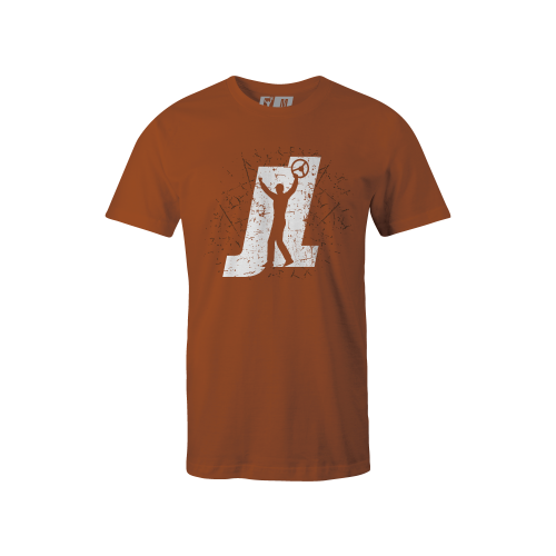 JL-Dirt-Win-T-Shirt-Brown-Front