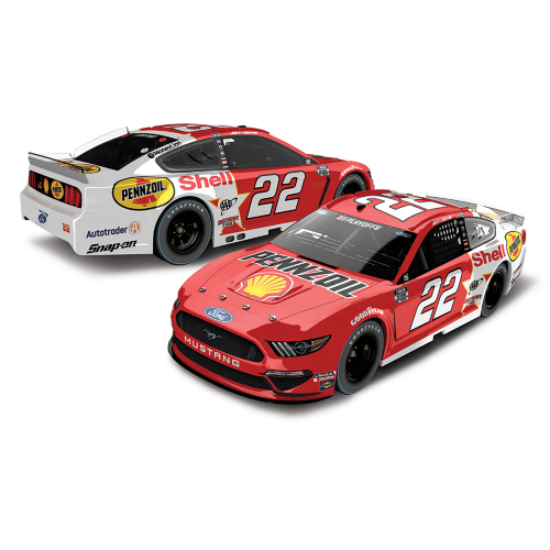 Logano-Darlington-Diecast