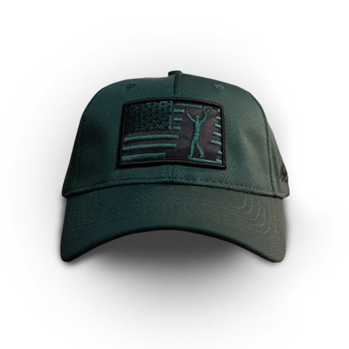 Green Hat-Front