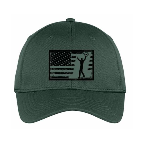 Green-JL-Flag-Hat